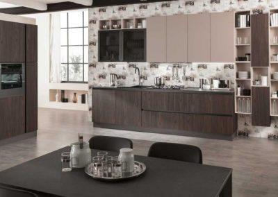 cucina-moderna-zen-noce-scuro-fango-opaco-1024x432
